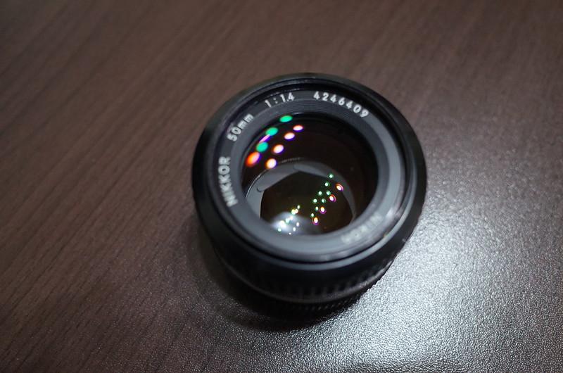 Ai NIKKOR 50mm f1