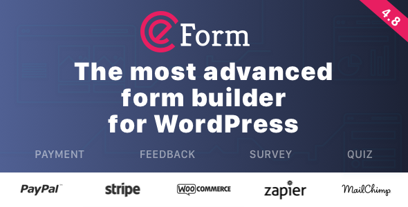 eForm v4.8.0 - WordPress Form Builder