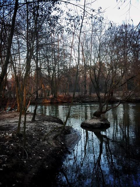 Januar in Stein