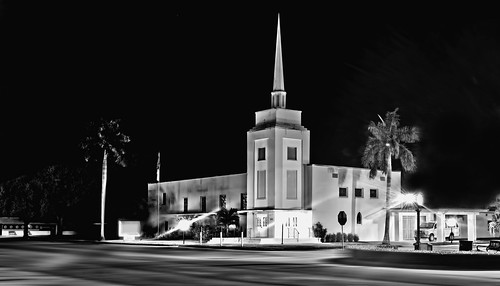 First Baptist Church of Clewiston, 102 E Ventura Avenue, Clewiston, Hendry County, Florida, USA / Built: 1989