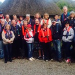 Athlone Branch Cruise in Company Oct 2015 DA
