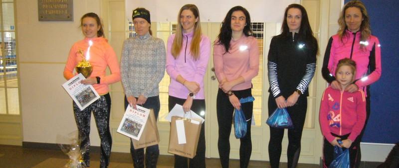 Pardubický Zimní běh NAA vyhráli Vebr a Hynková