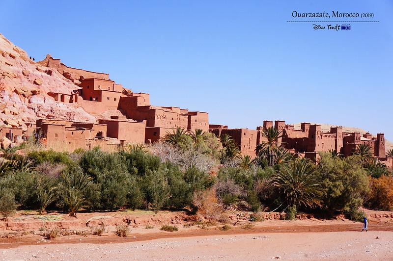 Morocco Ouarzazate 02 Kasbah Ait ben Haddou