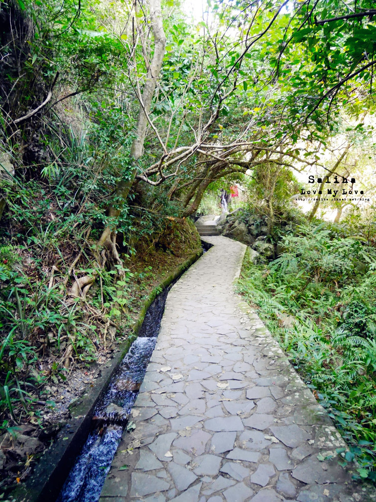 宜蘭礁溪一日遊景點推薦爬山踏青猴洞坑瀑布白石腳步道 (7)