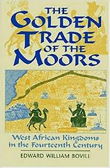 The Golden Trade of the Moors book cover