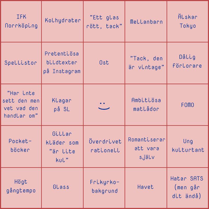 julia bingo