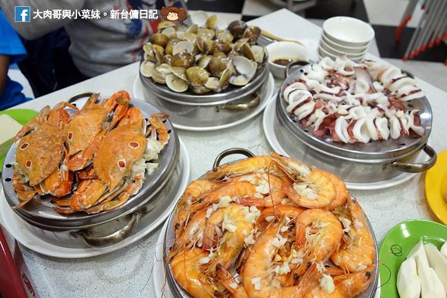 二月牌沙茶爐海鮮塔 新竹北門街 新竹好吃海鮮 (43)