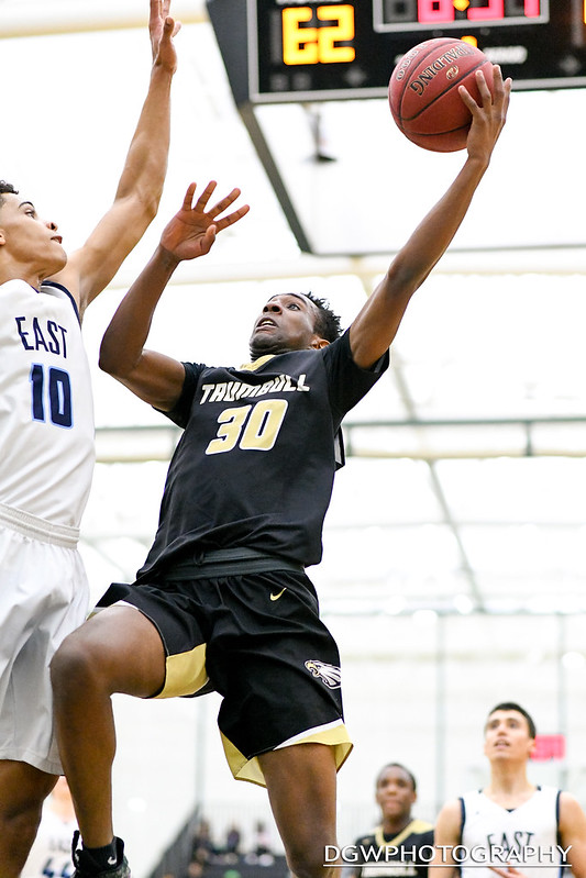 Trumbull High vs. East Catholic - High School Basketball