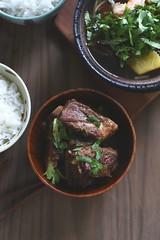 Viet Dinner: Braised Spare Ribs & Tamarind Soup