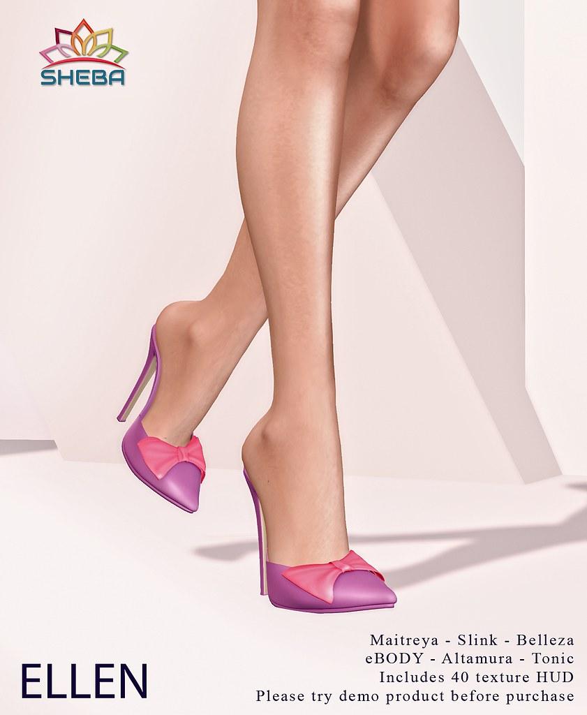 [Sheba] Ellen Mules