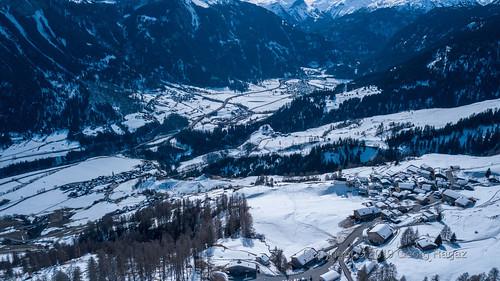 Schweiz, Kanton Graubünden, Mathon