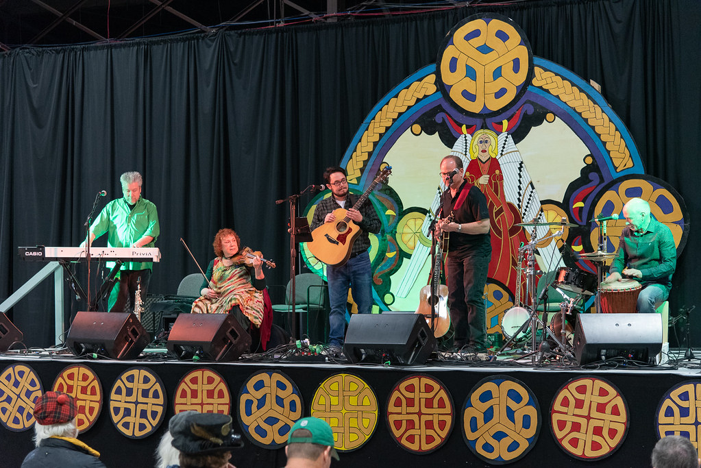 2019 North Texas Irish Festival