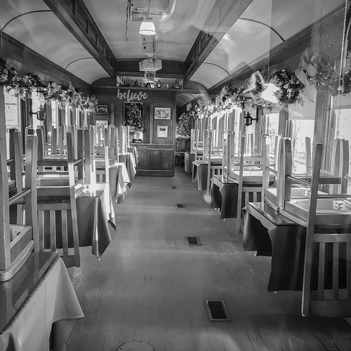 Quiet Club Car (Explored)