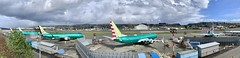 American Airlines Boeing 737-8 Max N*****