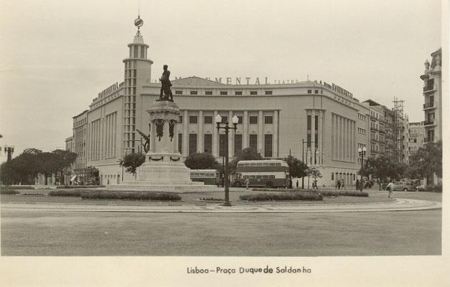 Cine-Teatro Monumental, Saldanha, post. 1951
