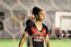 BRASILEIRÃO FEMININO - FOZ X VITÓRIA (FOTOS: KADU BRANDÃO/EC VITÓRIA)