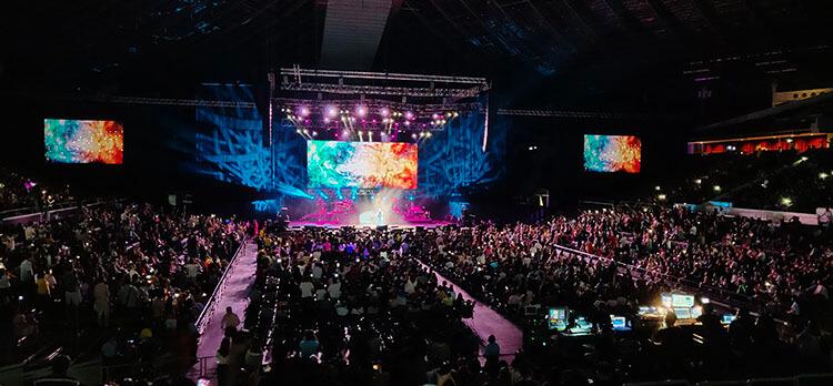 Eric Moo's (巫啟賢) concert
