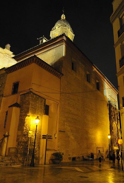 IglesiadelSagrarioMalaga