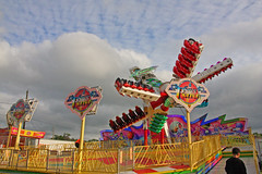 Space Roller, 2019 Plant City FL Strawberry Festival (2 of 2)