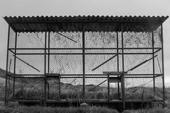 Maze cage - Photo of Belloc