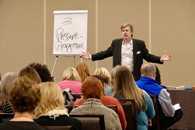 2019 Glenn Shepard Seminar: How to Supervise People & Lead a Team