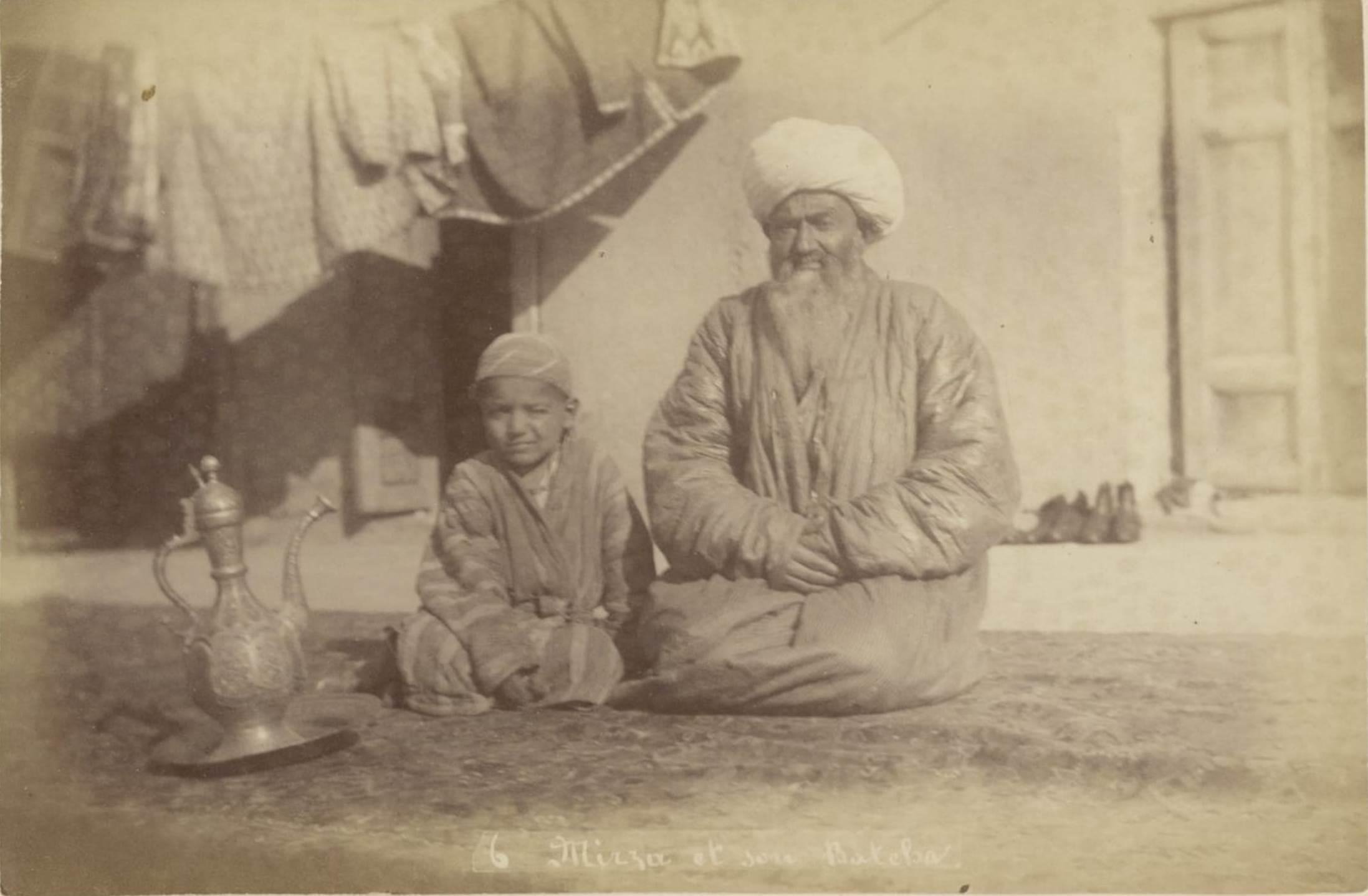 06. Мирза и его сын Батеха