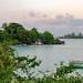 Early morning tones. Seychelles