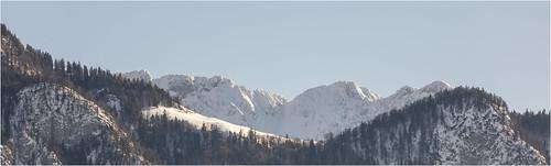 Wintertime . Tyrol