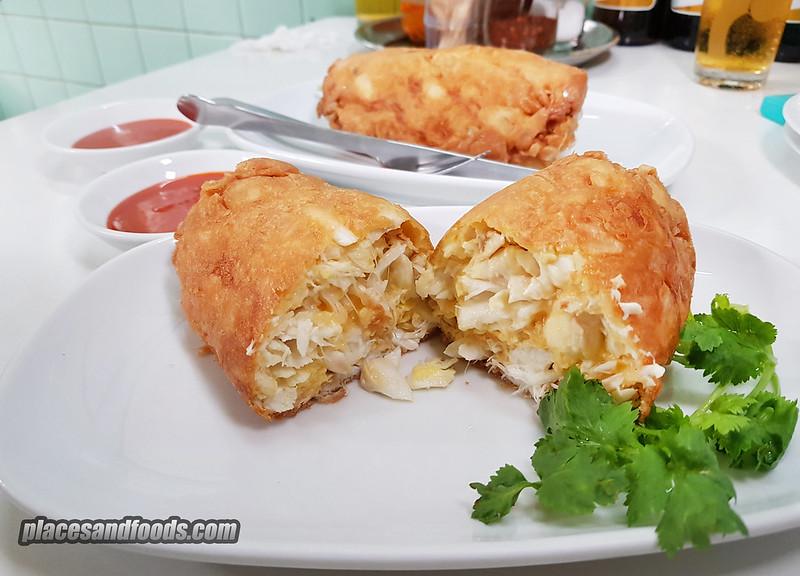 bangkok jay fai crab omelette