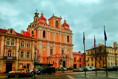 Church of St. Casimir, Vilnius