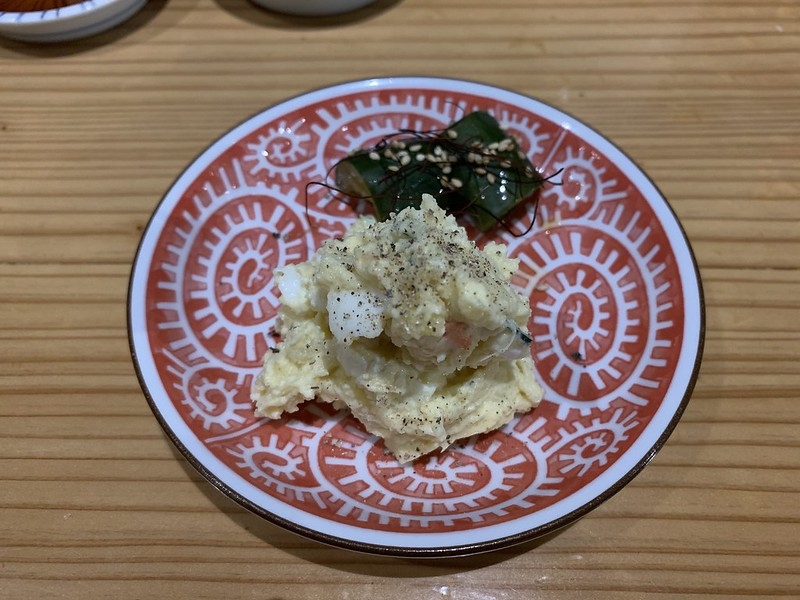 Osaka Kitchen - Potato Salad with Pepper