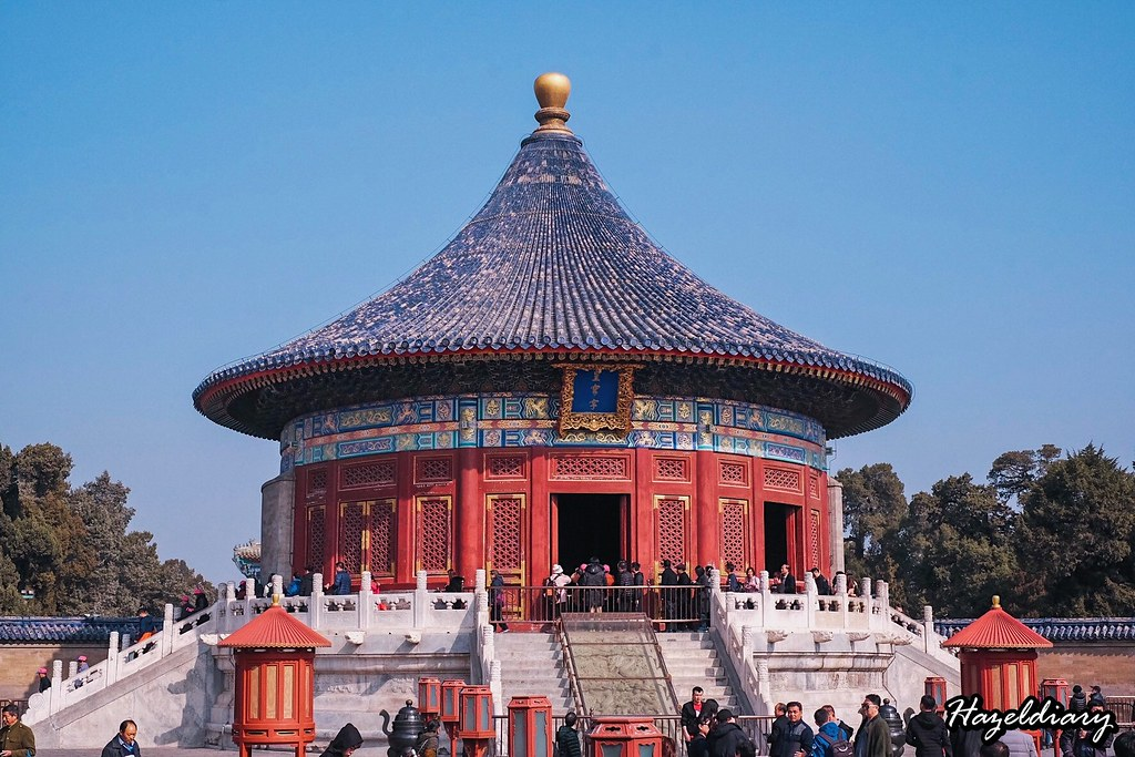 Imperial vault of heaven-Beijing