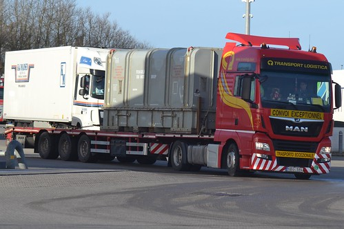 MAN TGX - Transport Logistica - LT  HBG  564