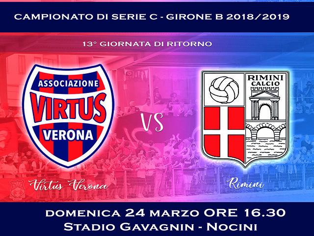 Virtus Verona - Rimini, l'arbitro é...