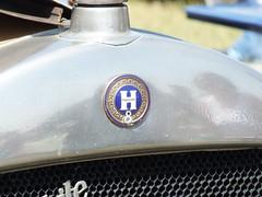 YF 6629 a 1927 3558cc Hupmobile 8