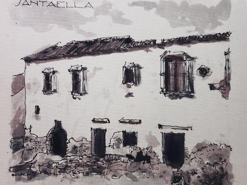 Lagar de Santaella Moclinejo (Málaga)
