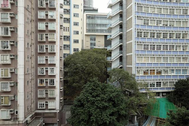 Rooftop View, Fujifilm X-T1, XF14mmF2.8 R