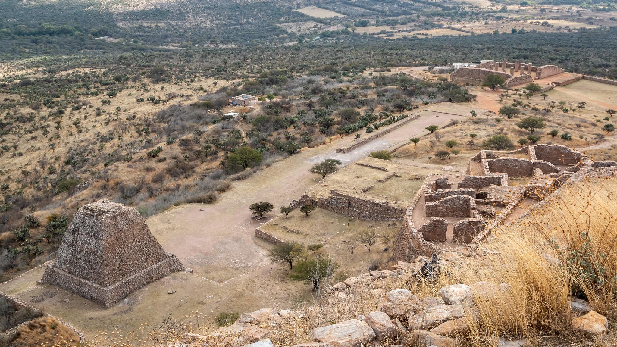 La Quemada - Zacatecas - [Mexique]