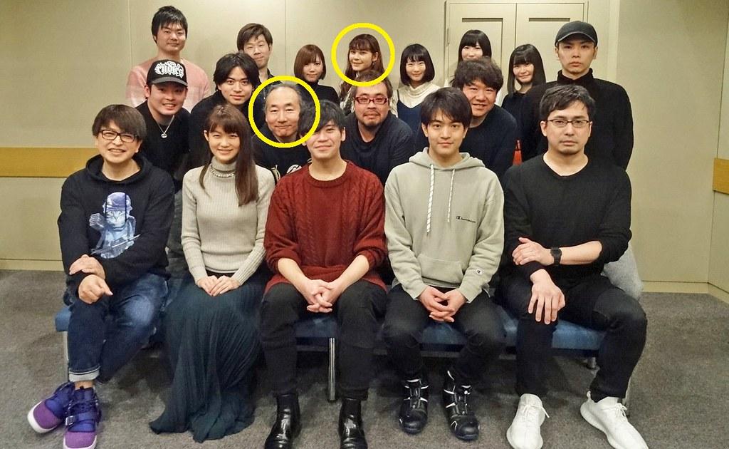190305 - 注目聲優「飛田展男×ファイルーズあい」參戰、一拳超人動畫續集《ワンパンマン2》宣布4/2首播!