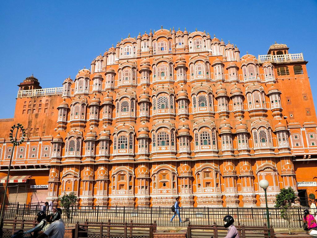 Palacio de los Vientos en Jaipur