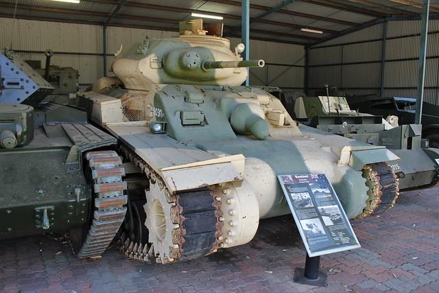 Sentinal tank 2, Army Tank Museum
