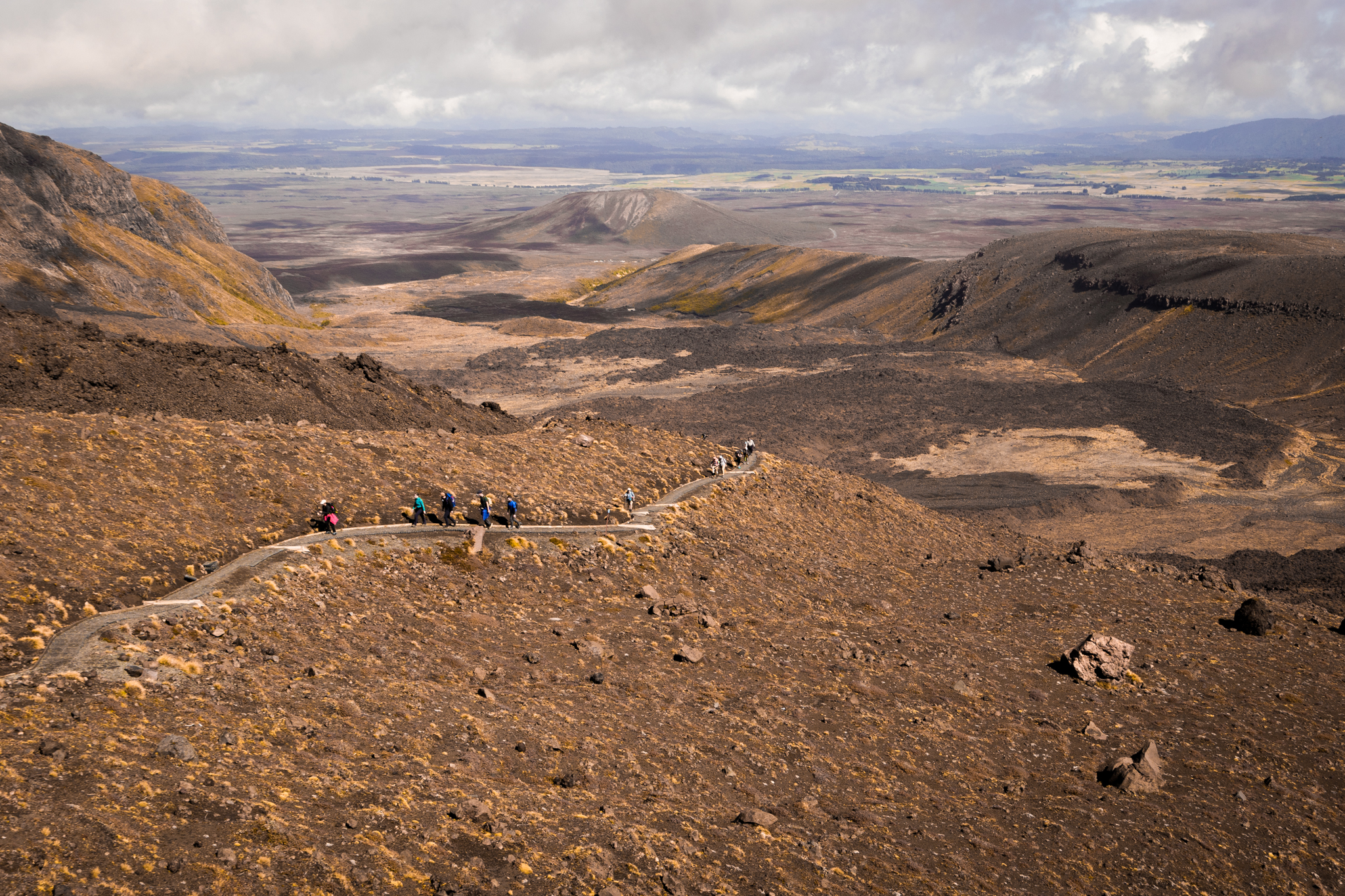 Tongariro crossing-18
