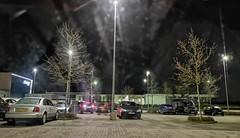 parking at night - Photo of Herrlisheim