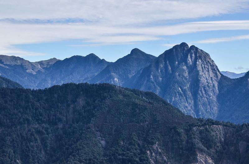 北三錐山山頂展望  (9)