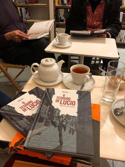 Club Lecturas Debuxadas, 19/02/2019