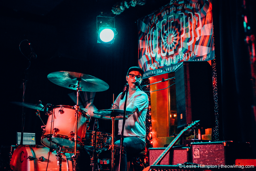 Trebuchet @ Bottom of the Hill, SF 3/2/2019