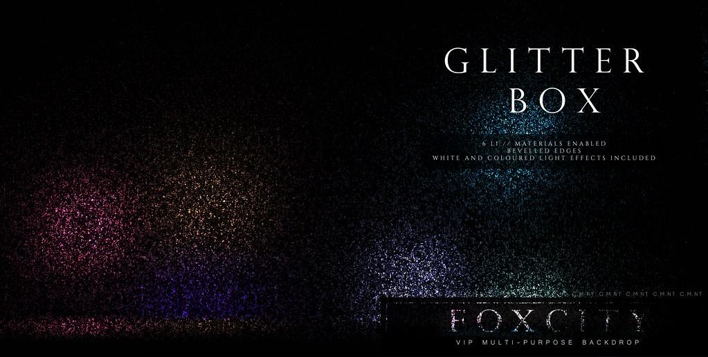 FOXCITY. VIP – Glitter Box