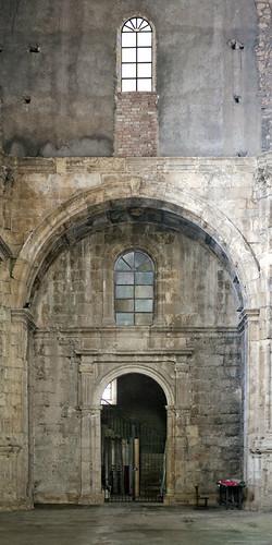 Arco y ventana