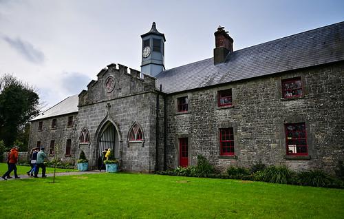 Slane Distillery at Slane Castle - County Meath Ireland