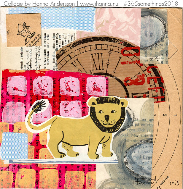 Story-telling before bed - Collage no 365 by iHanna